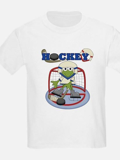 Frog Hockey T-Shirt