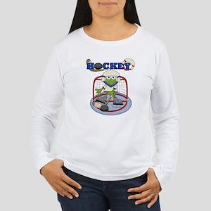 Frog Hockey Women's Long Sleeve T-Shirt