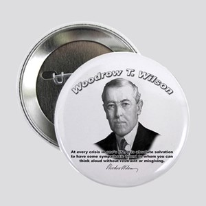 Woodrow Wilson 07 Button