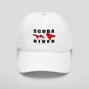 Scuba Diver: SHARK Cap