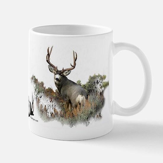 Trophy buck,Mug