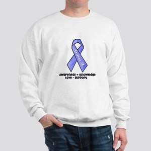 Trisomy 18 Awareness Edwards Syndrome Sweatshirt