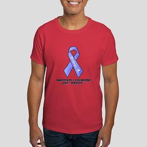 Trisomy 18 Awareness Edwards Syndrome Dark T-Shirt
