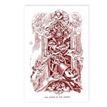 Tower of the Chimes Postcards (Package of 8)