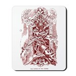 Tower of the Chimes Mousepad