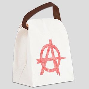 Anarchy Canvas Lunch Bag