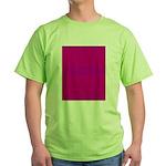 Write-In Buday Green T-Shirt