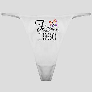 1960 Classic Thong