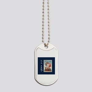 Then Now Forever Dog Tags