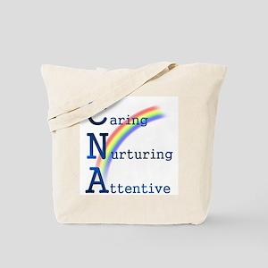 CNA Rainbow Tote Bag