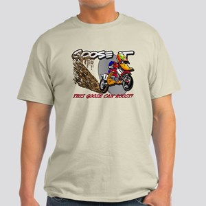 This Goose Can Roost Light T-Shirt