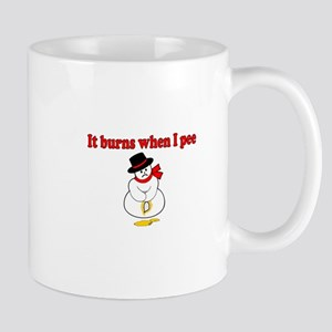 It Burns When I Pee Mug