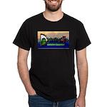 Driving Five Black T-Shirt