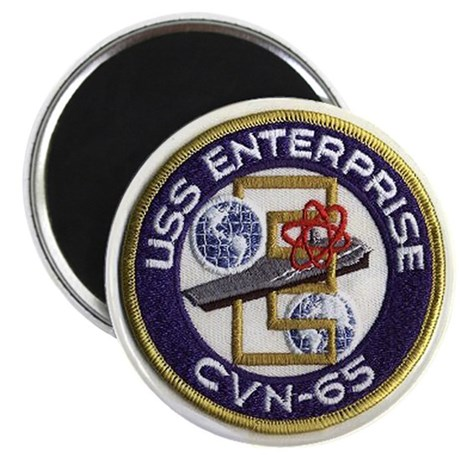 USS Enterprise CVN 65 Magnet