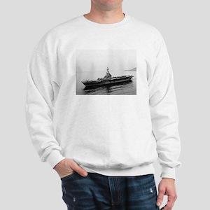USS Essex Ship's Image Sweatshirt