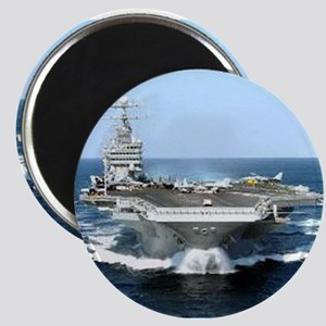 USS George Washington Ship's Image Magnet