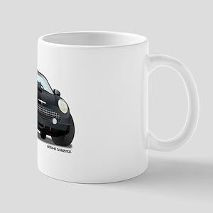 2002 05 Ford Thunderbird Blk Mug