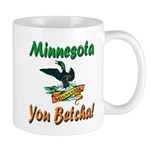 Minnesota You Betcha Mug