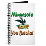 Minnesota You Betcha Journal