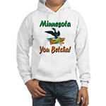 Minnesota You Betcha Hooded Sweatshirt