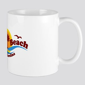 Myrtle Beach SC - Waves Design Mug
