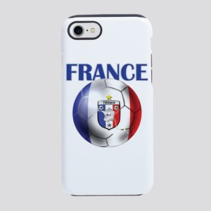 France Soccer Football iPhone 7 Tough Case