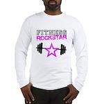 Fitness rockstar Long Sleeve T-Shirt