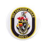 USS ARLEIGH BURKE Button