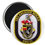 USS ARLEIGH BURKE Magnet