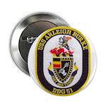 """USS ARLEIGH BURKE 2.25"""" Button"""