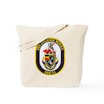 USS ARLEIGH BURKE Tote Bag