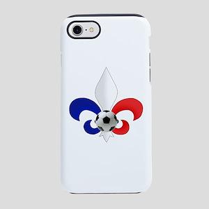 French Fleur de Lis iPhone 7 Tough Case