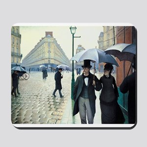 Paris Street, Rainy Day Mousepad
