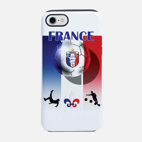 France Football iPhone 7 Tough Case
