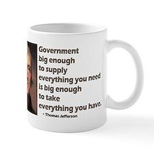 Jefferson: Big Enough Mug
