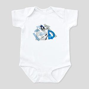 Drafting tools Infant Bodysuit