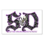 SoD Rectangle Sticker