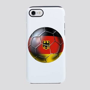 German Soccer Ball iPhone 7 Tough Case