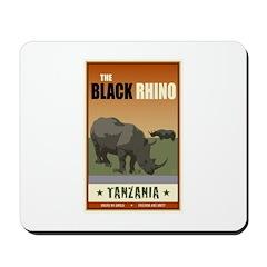 Tanzania Mousepad