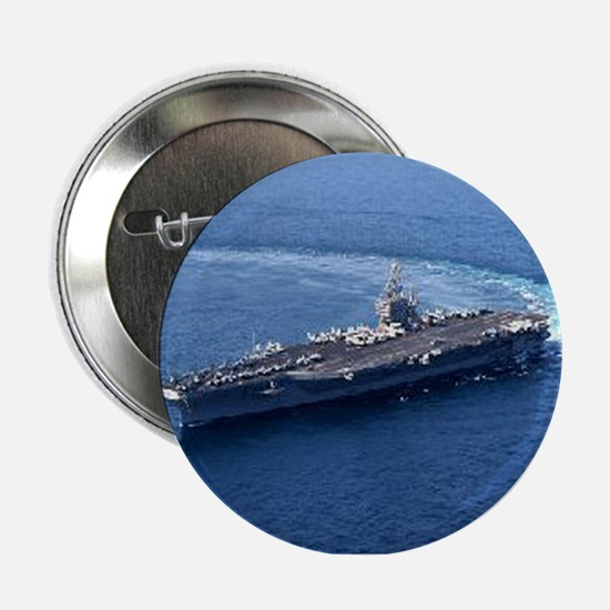 "USS John Stennis Ship's Image 2.25"" Button"