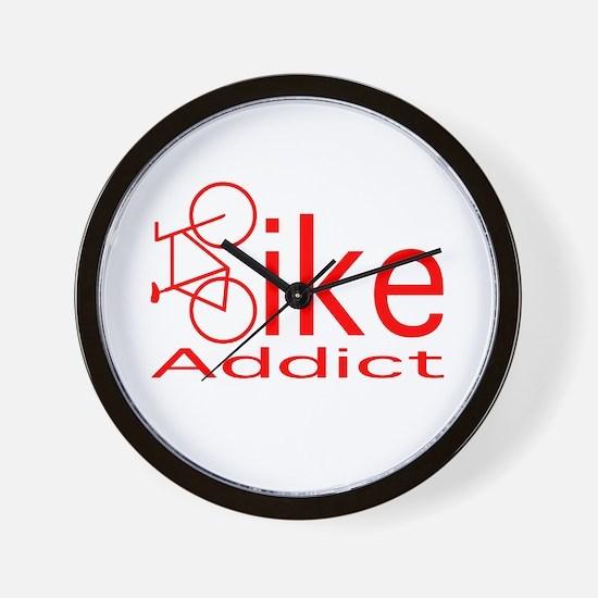 BIKE ADDICT, Wall Clock