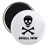 Skull Jew Magnet