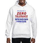 Zero Tolerance Hooded Sweatshirt