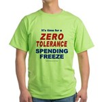 Zero Tolerance Green T-Shirt
