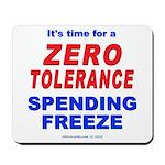 Zero Tolerance Mousepad