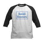Bemidji Minnesnowta Kids Baseball Jersey