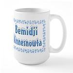 Bemidji Minnesnowta Large Mug