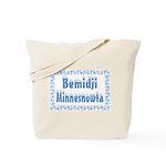 Bemidji Minnesnowta Tote Bag