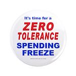 """Zero Tolerance 3.5"""" Button (100 pack)"""