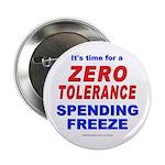 """Zero Tolerance 2.25"""" Button (100 pack)"""